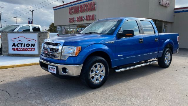 2014 Ford F-150 XLT SuperCrew 5.5-ft. Bed 2WD Killeen TX
