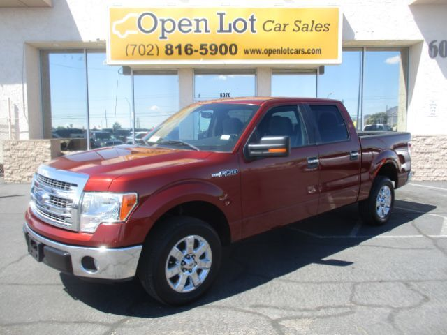2014 Ford F-150 XLT SuperCrew 5.5-ft. Bed 2WD Las Vegas NV