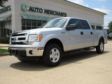 2014_Ford_F-150_XLT SuperCrew 5.5-ft. Bed 4WD CLOTH SEATS, BLUETOOTH CONNECTIVITY, CLIMATE CONTROL, AUX/USB INPUT_ Plano TX