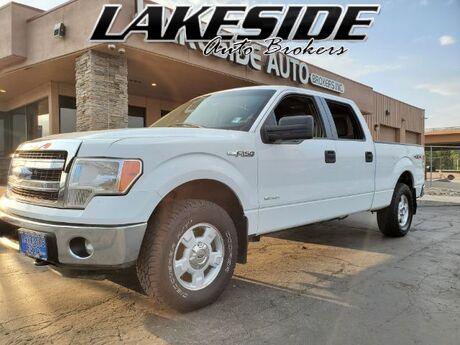 2014 Ford F-150 XLT SuperCrew 5.5-ft. Bed 4WD Colorado Springs CO