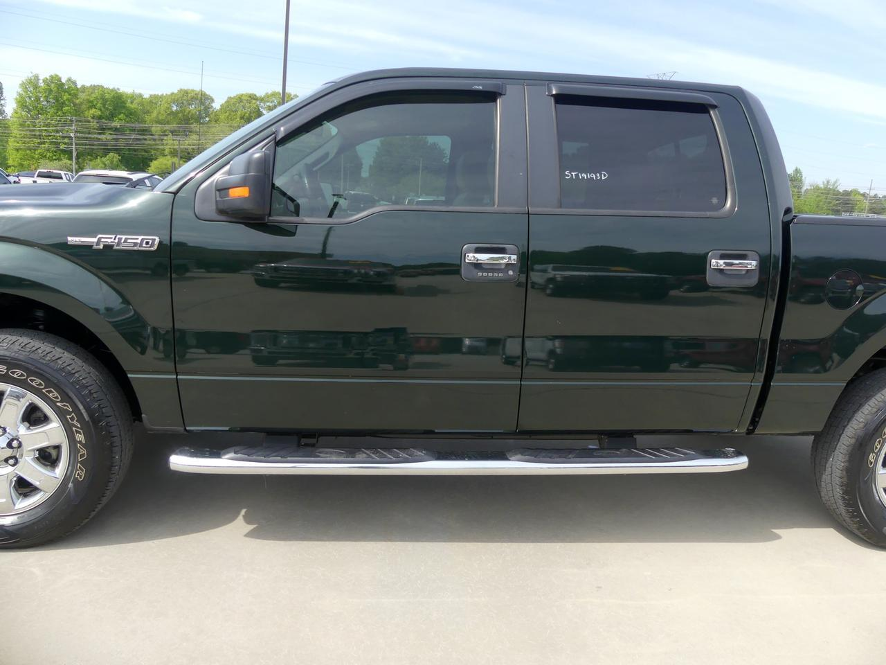 2014 Ford F-150 XLT SuperCrew 5.5-ft. Bed 4WD Cullman AL