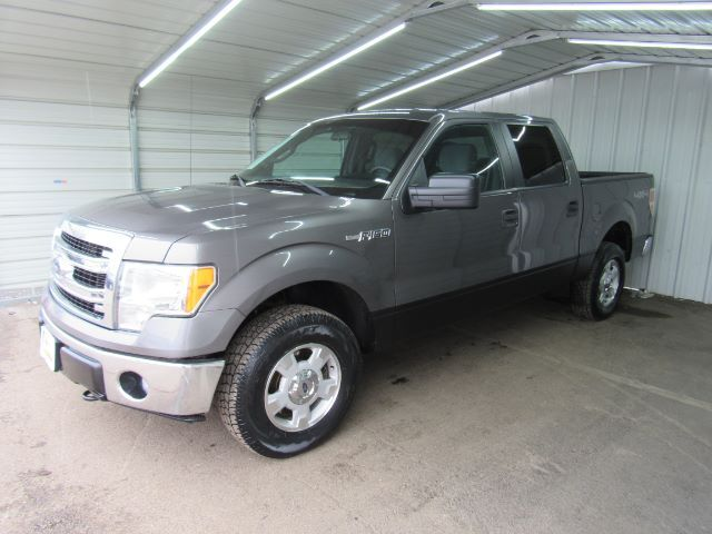 2014 Ford F-150 XLT SuperCrew 5.5-ft. Bed 4WD Dallas TX