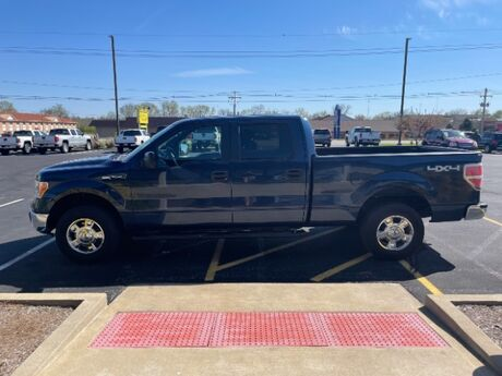 2014 Ford F-150 XLT SuperCrew 5.5-ft. Bed 4WD Jacksonville IL