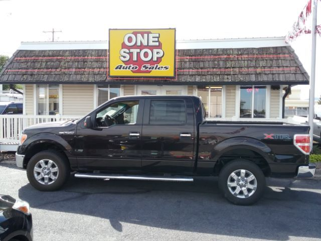 2014 Ford F-150 XLT SuperCrew 5.5-ft. Bed 4WD Pocatello and Blackfoot ID
