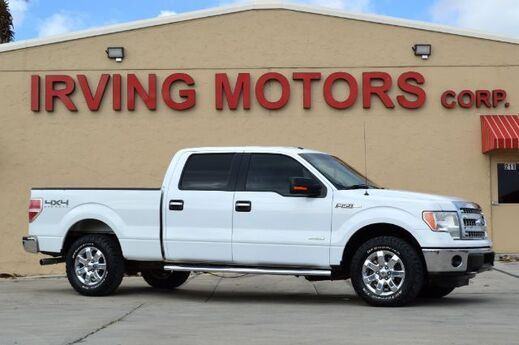 2014 Ford F-150 XLT SuperCrew 5.5-ft. Bed 4WD San Antonio TX