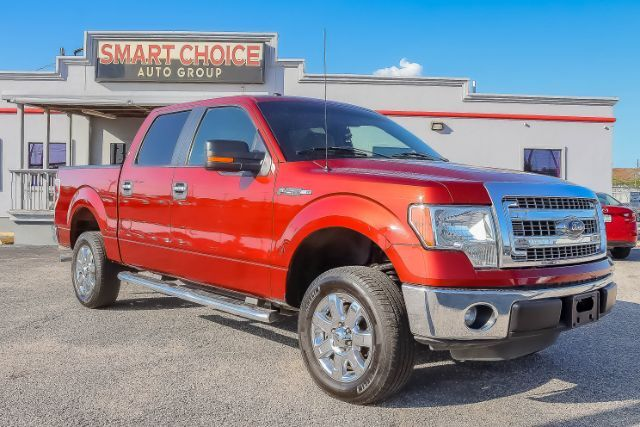 2014 Ford F-150 XLT SuperCrew 6.5-ft Houston TX