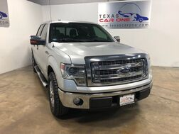 2014_Ford_F-150_XLT TEXAS EDITION SUPERCREW AUTOMATIC LEATHER REAR CAMERA TOWING_ Carrollton TX