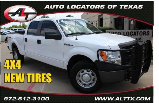 2014 Ford F-150 XLT w/HD Payload Pkg Plano TX