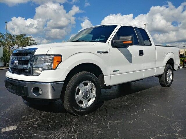 2014_Ford_F-150_XLT_ Fort Myers FL