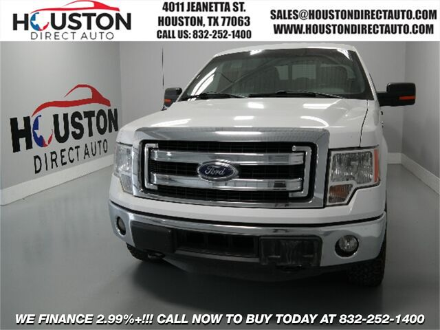 2014 Ford F-150 XLT Houston TX