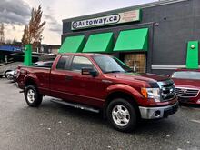 2014_Ford_F-150_XLT|Double Cab|6.5' Bed|Spray-In Liner|Backup Cam_ Coquitlam BC