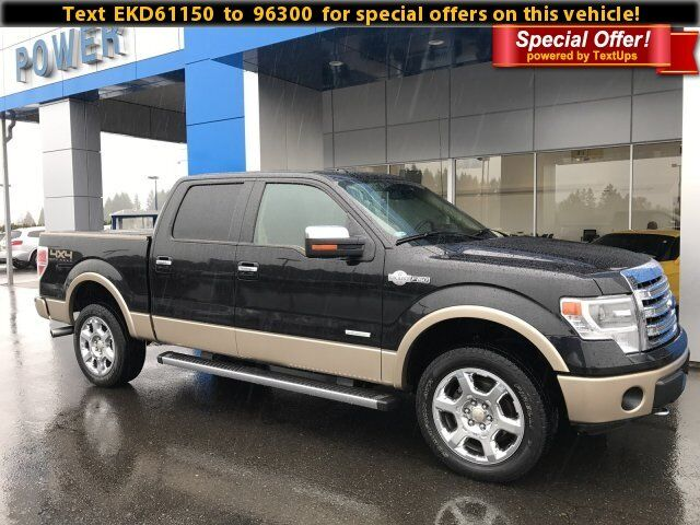 2014 Ford F-150  Corvallis OR