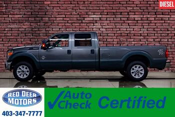 2014_Ford_F-250_4x4 Crew Cab XL Longbox Diesel_ Red Deer AB