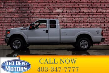 2014_Ford_F-250_4x4 Super Cab XLT Western Edition Longbox_ Red Deer AB