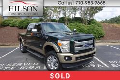 Ford F-250 King Ranch FX4 2014