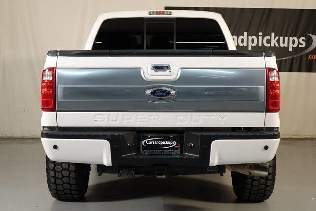 2014 Ford F-250 Platinum Dallas TX