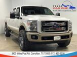 2014 Ford F-250 SD LARIAT KING RANCH SRW CREW CAB NAVIGATION LEATHER SEATS REAR CAMERA BLUETOOTH