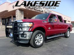 2014_Ford_F-250 SD_Lariat Crew Cab 4WD_ Colorado Springs CO