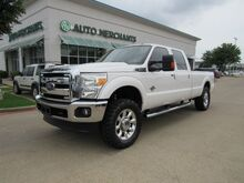 2014_Ford_F-250 SD_Lariat Crew Cab Long Bed 4WD NAVIGATION, PREMIUM SOUND SYSTEM, REAR PARKING AID, RUNNING BOARDS_ Plano TX