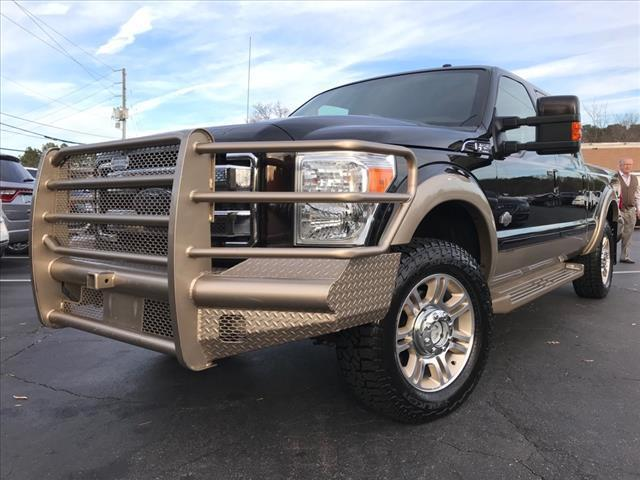 2014 Ford F-250 Super Duty King Ranch Raleigh NC