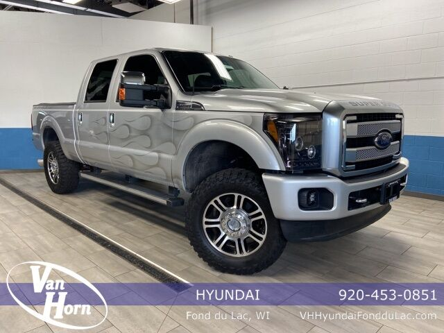 2014 Ford F-250SD Platinum Plymouth WI