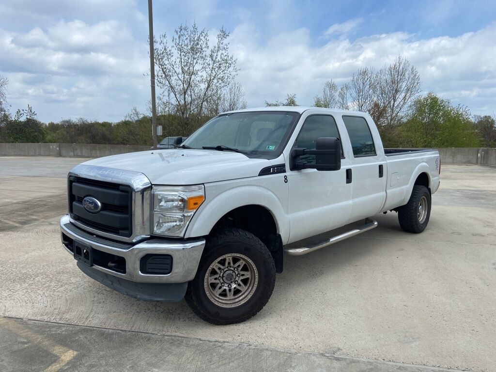 2014 Ford F-250SD XL Gaithersburg MD
