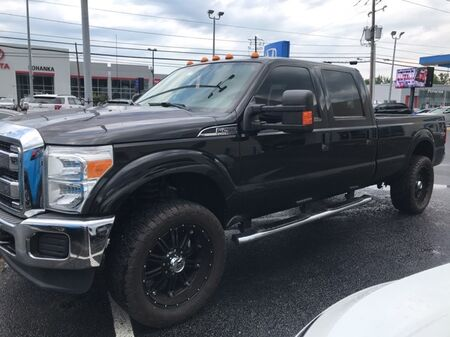 2014_Ford_F-250SD_XLT 4WD ** CREW CAB 8'  LONG BOX **_ Salisbury MD