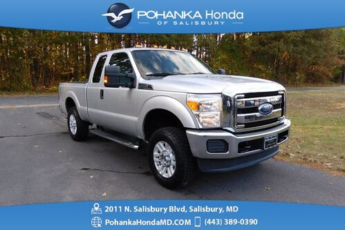 2014_Ford_F-250SD_XLT **4X4** EXTENDED CAB ** 6.2 V8 POWER **_ Salisbury MD