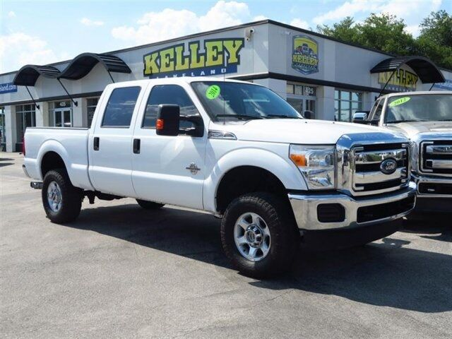 2014 Ford F-250SD XLT CREW