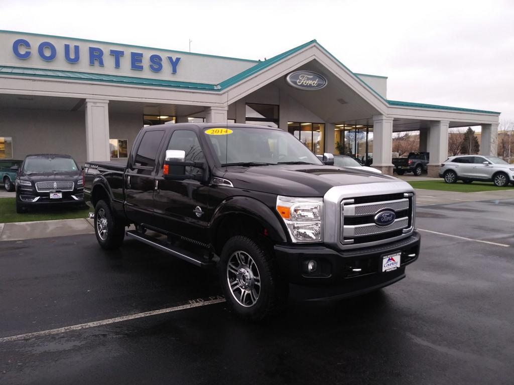 2014 Ford F-350 Platinum Pocatello ID