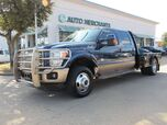 2014 Ford F-350 SD King Ranch Crew Cab Long Bed DRW 4WD*BLUETOOTH CONNECT,NAVIGATION SYSTEM,HEATED&COOLED FRONT SEATS,