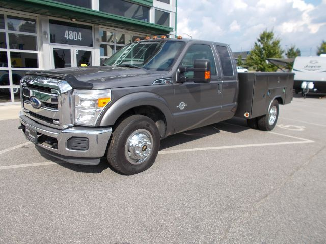 2014 Ford F-350 SD XLT SuperCab Long Bed DRW 2WD Monroe NC