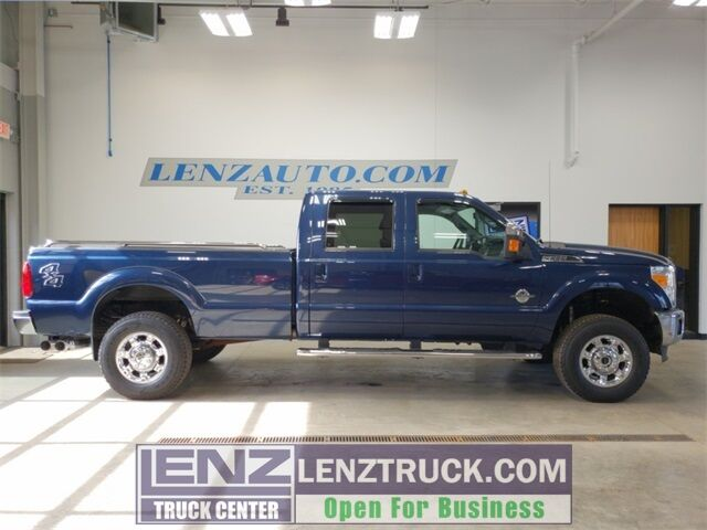 2014 Ford F-350 SRW Super Duty