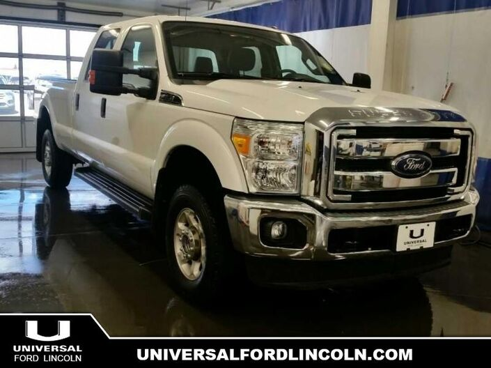 2014 Ford F-350 Super Duty XLT  - Certified - Low Mileage Calgary AB