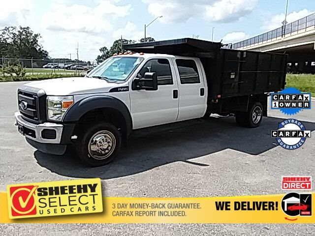 2014 Ford F-450SD XL Springfield VA