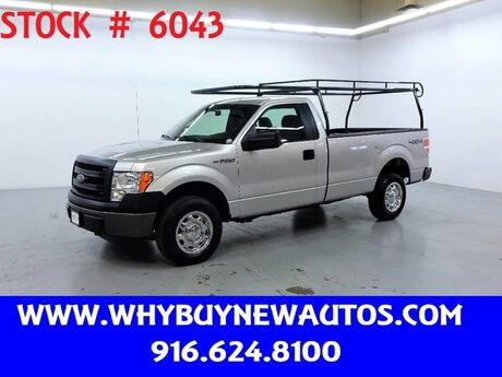 2014 Ford F150 ~ 4x4 ~ Only 66K Miles! Rocklin CA