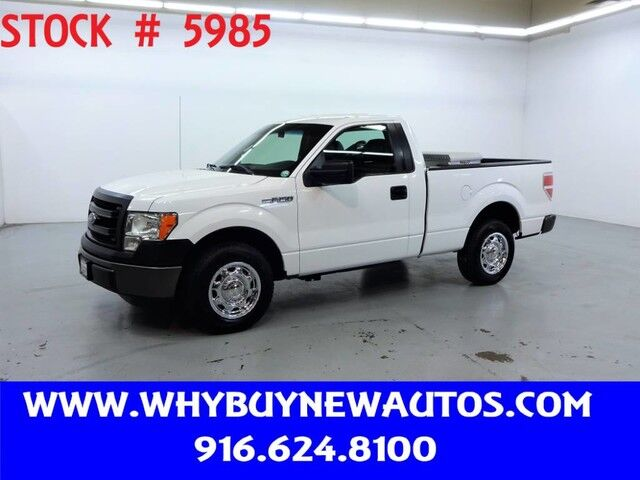 2014 Ford F150 ~ Additional Rear Fuel Tank ~ Only 66K Miles! Rocklin CA