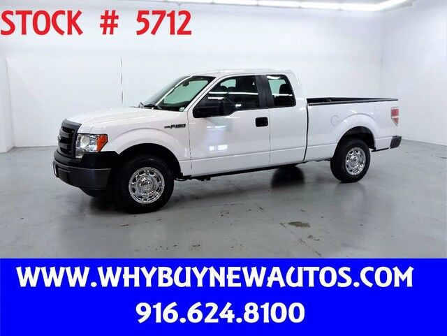 2014 Ford F150 ~ Extended Cab ~ Only 64K Miles! Rocklin CA
