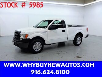 Ford F150 ~ Only 66K Miles! 2014