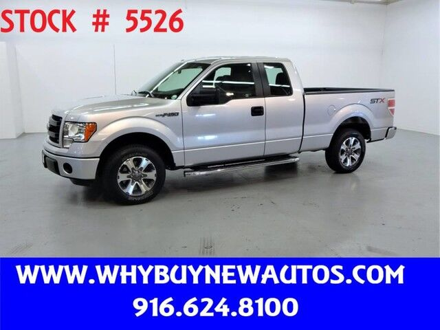 2014 Ford F150 ~ STX ~ Only 45K Miles! Rocklin CA