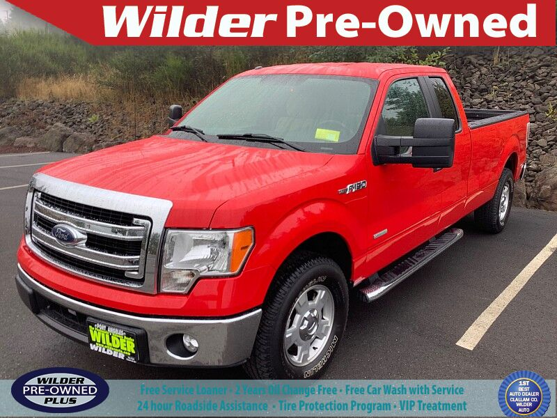 2014 Ford F150 2WD XLT Port Angeles WA