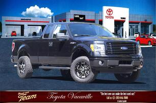 2014 Ford F150 Super Cab Stx Pickup  6 1/2 Ft Vacaville CA