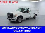 2014 Ford F250 Utility ~ Only 55K Miles!