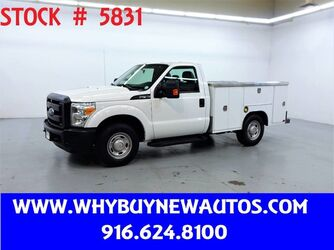 Ford F250 Utility ~ Only 64K Miles! 2014