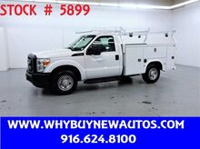 2014_Ford_F250_Utility ~ Only 73K Miles!_ Rocklin CA