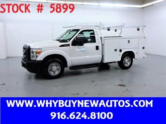 Ford F250 Utility ~ Only 73K Miles! 2014