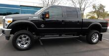 2014_Ford_F350 SUPER DUTY 4X4 LARIAT MOON NAVI ALL OPTS_POWERSTROKE DIESEL LIFTED CUSTOM WHEELS_ Phoenix AZ