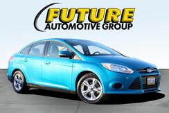 2014_Ford_FOCUS_Sedan_ Roseville CA