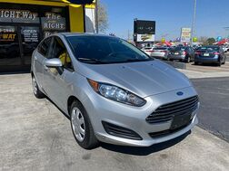 2014_Ford_Fiesta_4d Sedan S_ Albuquerque NM