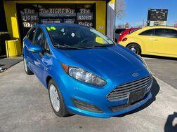 2014_Ford_Fiesta_4d Sedan SE EcoBoost Turbo_ Albuquerque NM